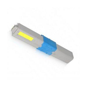 Toner, zamiennik 46508709, OKI MC363DN, C332DN, MC363DNW, yellow